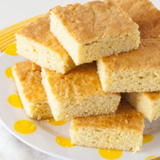 Quick Breakfast Honey Bread facebook image.