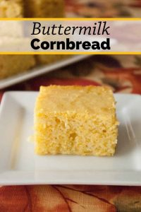 Pinnable image 4 for cornbread.