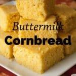 Pinnable image 5 for cornbread.