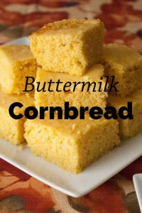 Pinnable image 5 for cornbread.