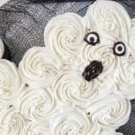 Facebook image for ghost cake