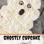 Pinnable image 3 for ghost cake.