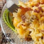 Hash Brown Breakfast Casserole pin1