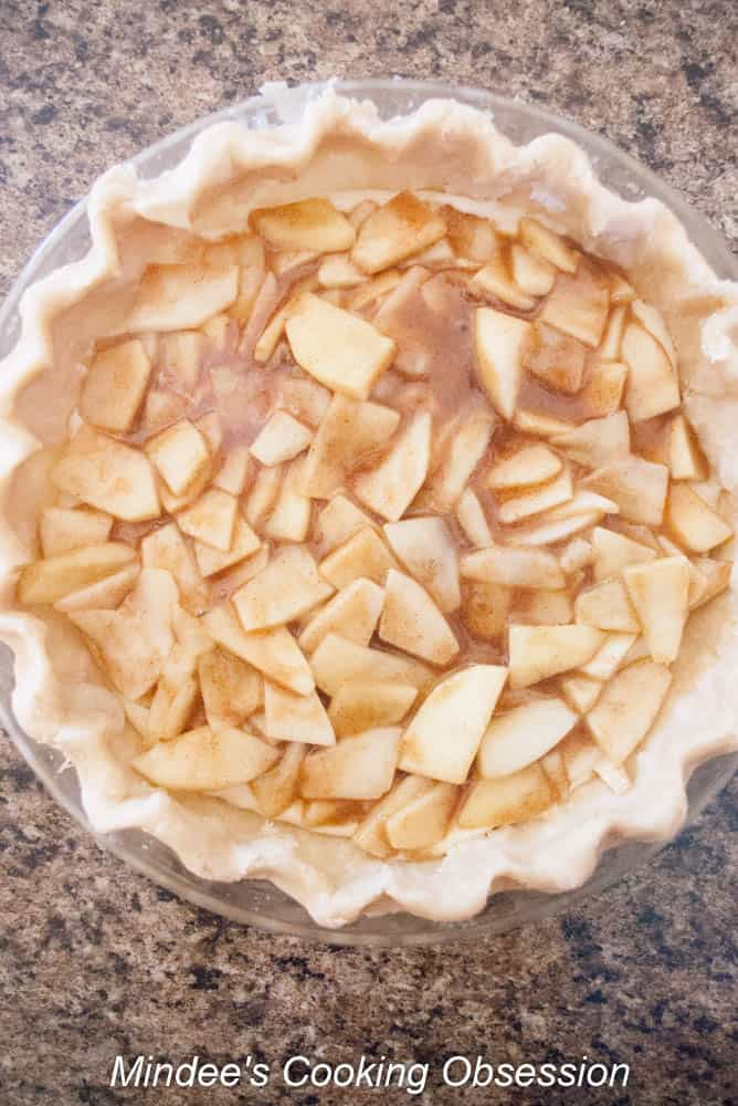 Apple Cheesecake Pie With cheesecake on the bottom and apple pie on the top, apple cheesecake pie is the perfect blend of two dessert favorites!