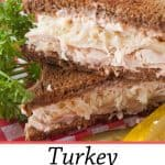 Pinnable image 3 for turkey reubens.