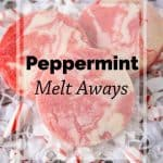 Pinnable image 5 for peppermint melt aways.