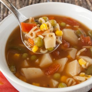 Easy Alphabet Soup facebook image