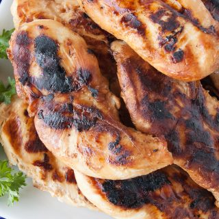 Facebook image for fav marinated chicken