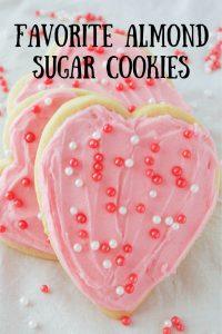 Pinnable image 3 for vday sugar cookies.