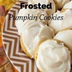 Pinnable image 3 for CCFpumpkin cookies