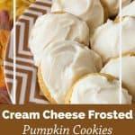 Pinnable image 6 for CCFpumpkin cookies
