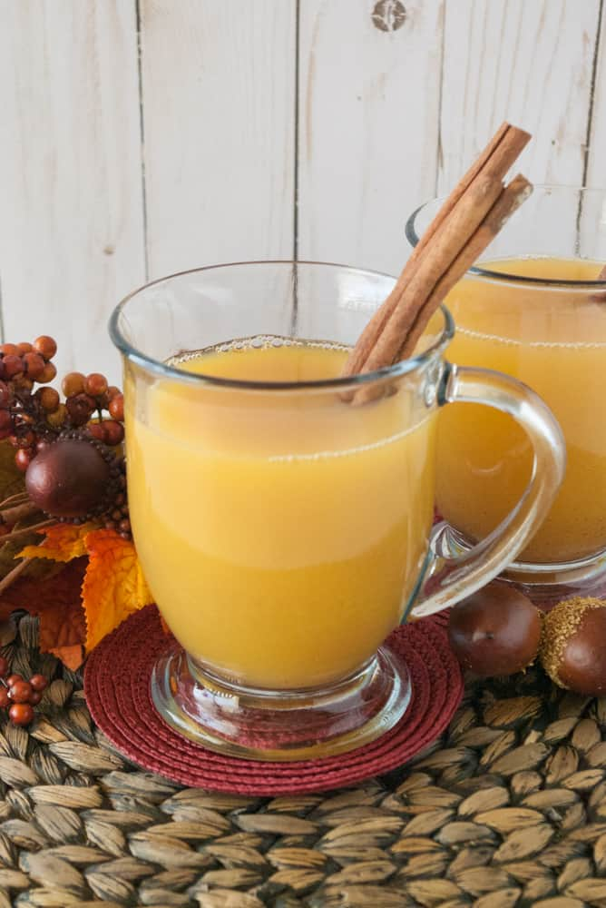Sore Throat soothing Hot Cider
