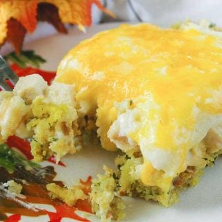 Facebook image for thanksgiving casserole.