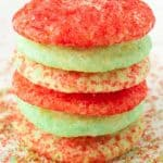 Soft Drop Sugar Cookies