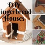 Facebook image for gingerbread houses.