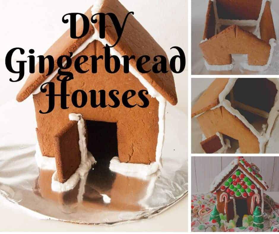 Diy Gingerbread House Recipe