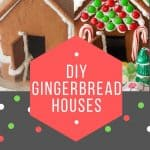 Pinnable image 4 for gingerbread houses.