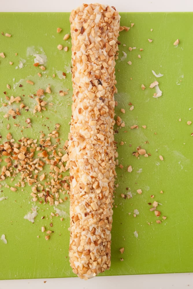 Salted Holiday Nut Roll Mindee S Cooking Obsession