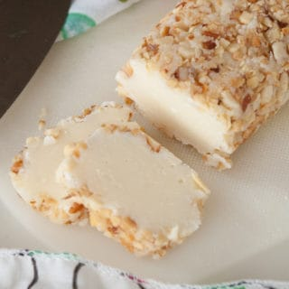 Salted Holiday Nut Roll