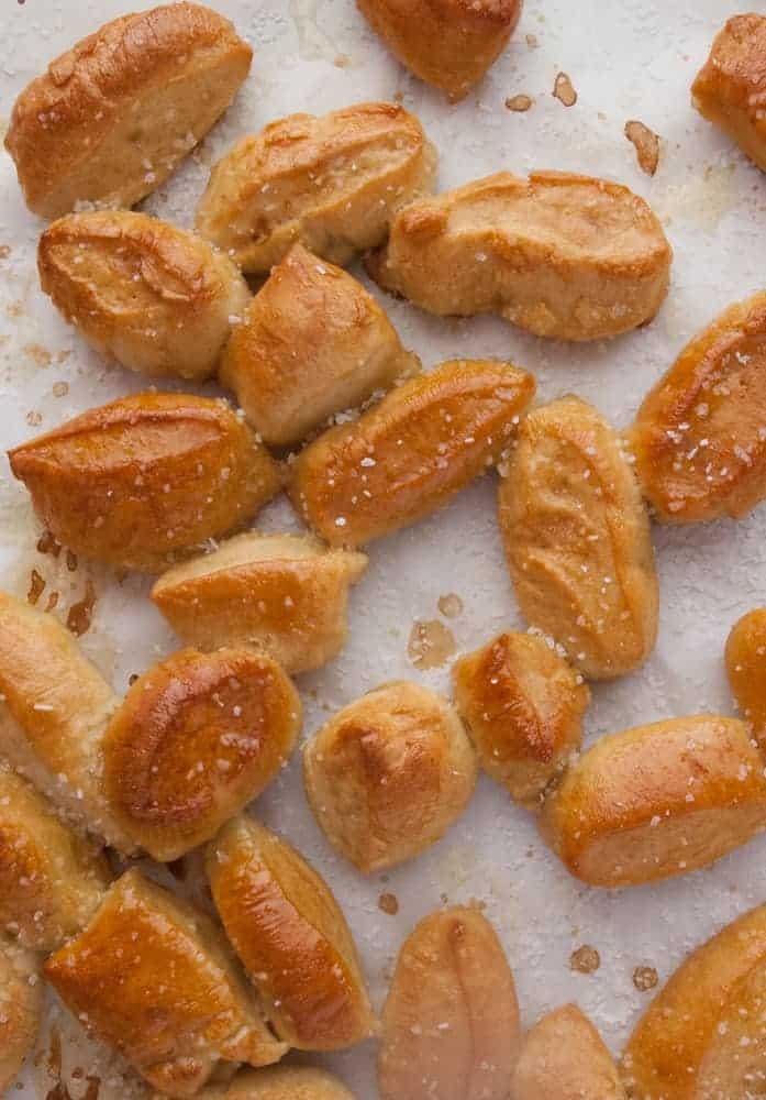 Soft Pretzel Bites