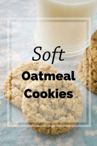 Pinnable image 4 for oatmeal cookies