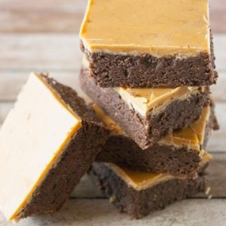 Inside Out Peanut Butter Bars