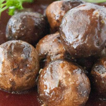 Facebook image for italian mushrooms.