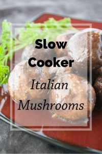 Pinnable image 5 for italian mushrooms.