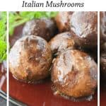 Pinnable image 6 for italian mushrooms.