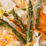 Roasted Asparagus Blend facebook image.