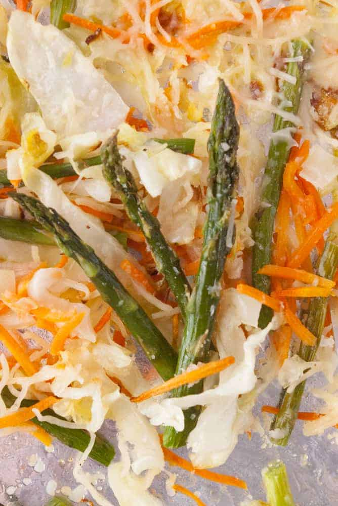 Roasted Asparagus Blend