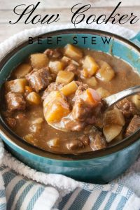 Pinnable image 3 for beef stew.