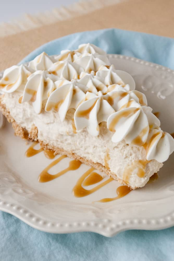 Caramel Cream Pie PLRC4