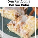 Pinnable image 6 for snickerdoodle coffee cake.