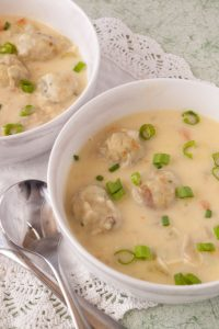 Pinnable image 5 for turkey soup