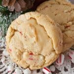 Candy Cane Cookies facebook image.