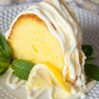 Facebook image for lemon bundt cake