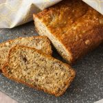 Facebook image for one bowl banana bread.