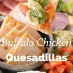 Pinnable image 5 for chicken quesidillas.