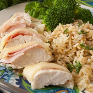 Facebook image for chicken cordon bleu