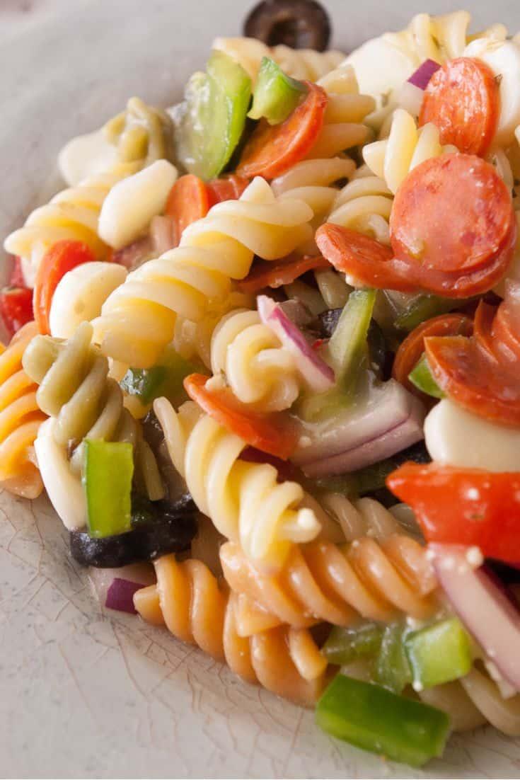 Italian Pasta Salad Pin2