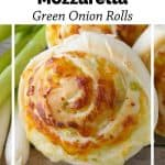 Pinnable image 6 for green onion rolls.