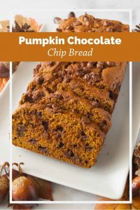 Pinnable image 6 for pumpkin bread.