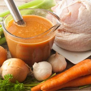 Facebook image for turkey brine.