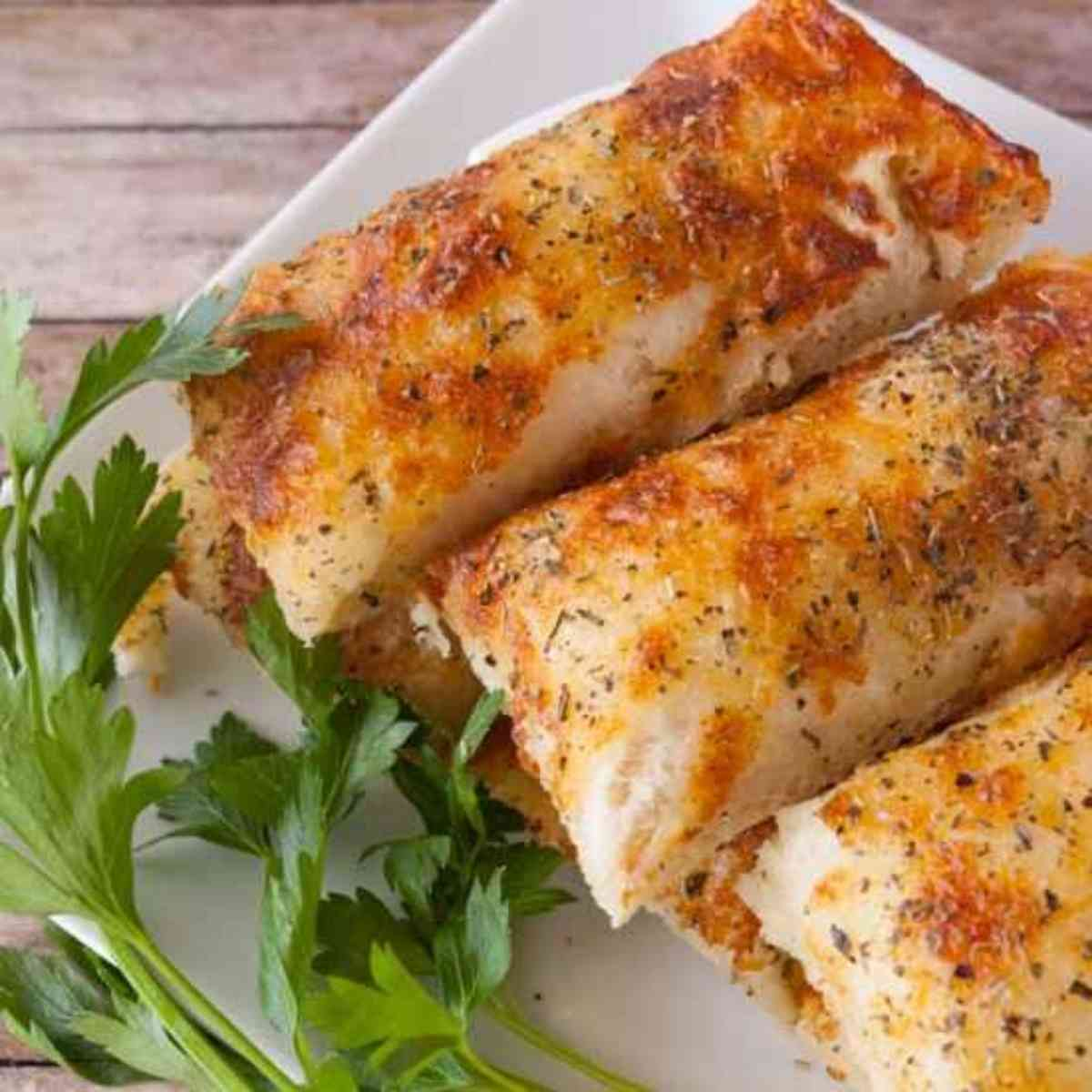 Sticks of Italian Cheese Bread