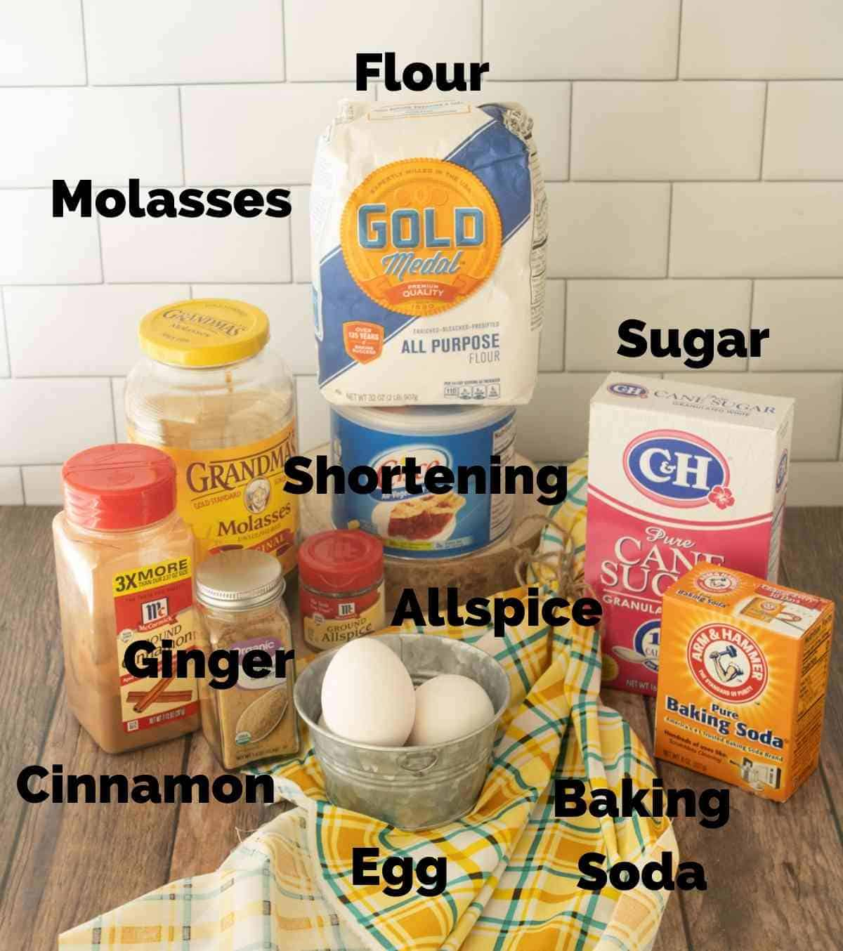 What you'll need for this recipe.