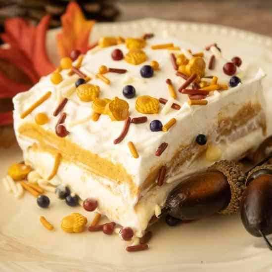 Pumpkin Lasagna Thumbnail